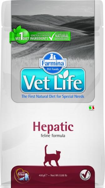 Vet Life Hepatic (Katze)